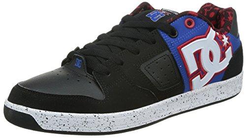 DC Sceptor TpXkbr Herren Sneakers Mehrfarbig (Black/Blue/Red-Xkbr)