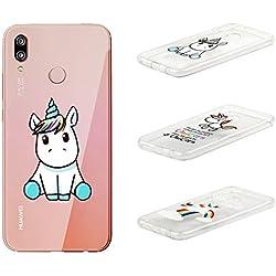 Carcasa Huawei P20 de unicornio