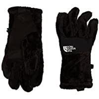 The North Face W Denali Thermal Etip Glove Guantes, Mujer, TNF Black, L