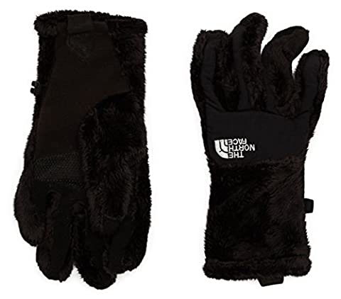 The North Face Women's Denali Thermal Etip Gloves - TNF Black, Small