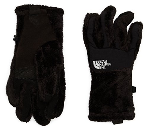 The North Face Damen Handschuhe Denali Thermal Etip Accessories, TNF Black, M Denali Fleece