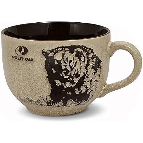 Mossy Oak - Animal Print Bear Jumbo Soup Mug by Mossy Oak - Jumbo Care Bears