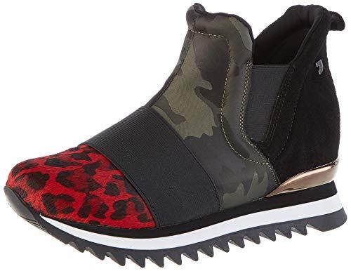 Gioseppo 56938, Zapatillas Altas para Mujer, Rojo Rojo Rojo, 41 EU