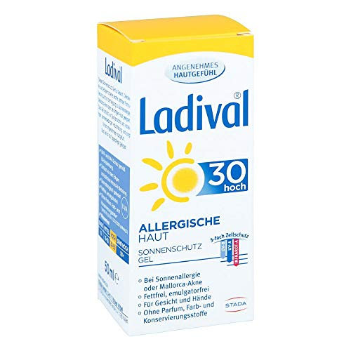 Ladival allergische Haut Gel Lsf 30 50 ml