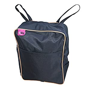 Ubio Tasche für Rollstuhl Blütenblatt
