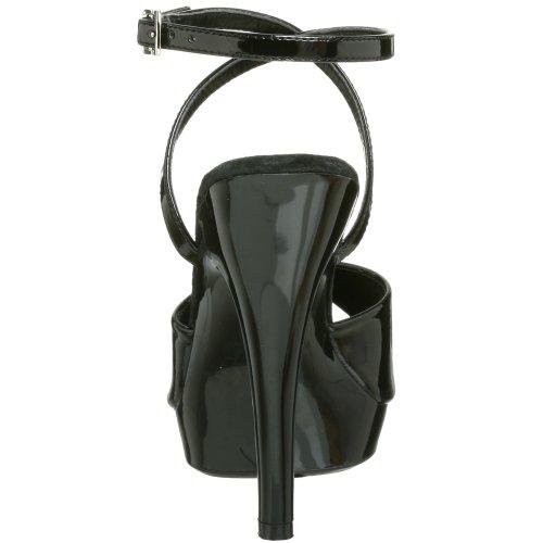 Pleaser 8234, Sandales Femmes Noir Noir Noir