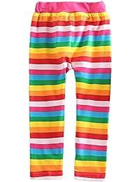 NEAT Linda Leggings Algodón Casual Pants Niñas 1-6