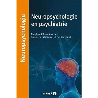 Neuropsychologie en psychiatrie