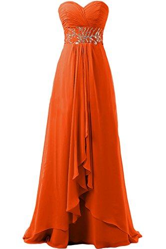 Missdressy - Robe - Femme Orange - Orange