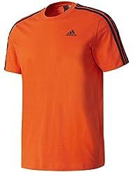 adidas Ess 3S Tee Camiseta, Hombre, Multicolor (Energi), M