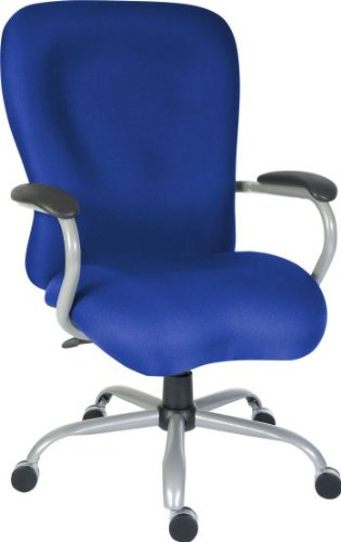 Get Teknik Titan Heavy Duty Large Operator Chair Home Office Discount