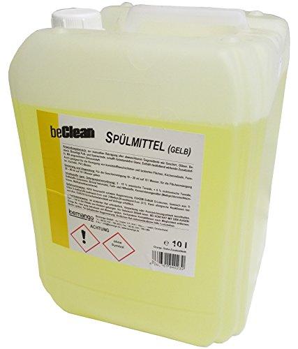 Spülmittel CITRUS 10 Liter Kanister