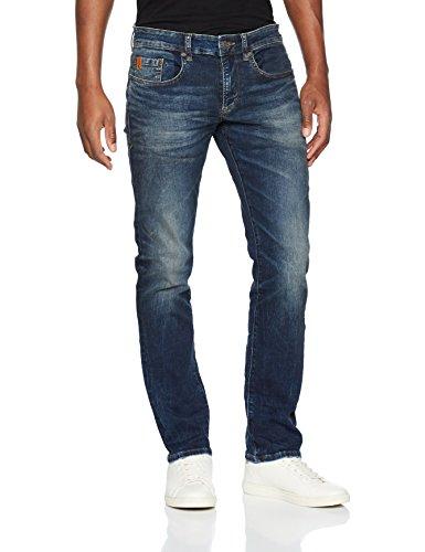 s.Oliver Herren Jeanshose 3899714531, Blau (Blue Denim Stretch 57Z4), W32/L36