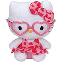 HELLO KITTY PELUCHE CORAZON 15 CM