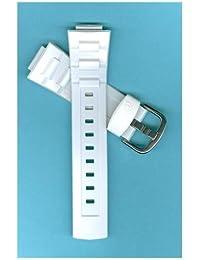 Auténtica de repuesto con mangas para bebé G Casio reloj de pulsera para BGA-1100GR BGA-1100 bga-110 bga-116 bga-113 BG-3000A BG-3000M bgr-3003 - 10290522