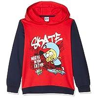 DeFacto Kral Şakir Lisanslı Kapüşonlu Sweatshirt Erkek çocuk Kapüşonlu Sweatshirt