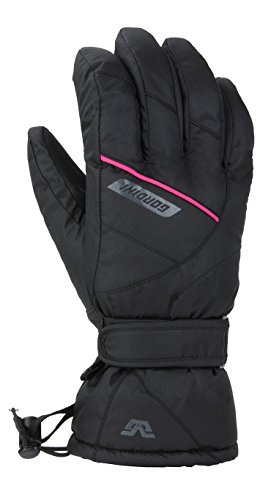 Gordini Ultra dri-max Ofenhandschuh Handschuh, damen, schwarz - Carhartt Handschuh Schwarz
