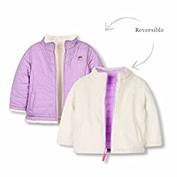 Cherry Crumble Reversible Gamer Jacket for Girls