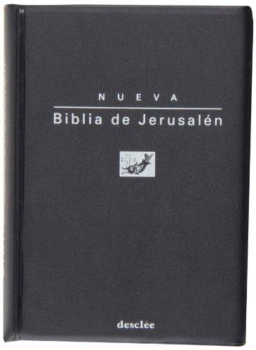 Biblia De Jerusalen Bol. Mod 0 (Biblia de Jerusalén) por Escuela Biblica De Jerusalen