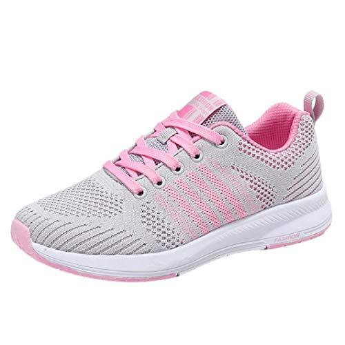 Longra-Scarpe Running Estive Donna Scarpe Donna Sneakers Scarpe da Ginnastica Donna Scarpe da Corsa Donna Sportive Scarpe da Lavoro Donna Scarpe da Viaggio Donna