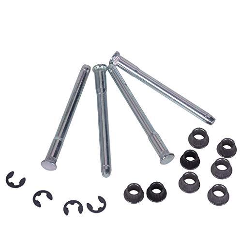 Altsommer Türscharnierstifte Pin Kit 2 Tür OT270 Für Chevy S10 1994-2004 und Für GMC S15