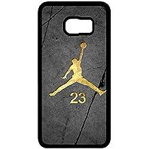 Nike Cool Nike Air Jordan logo classic Logo–Teléfono móvil teléfono móvil Samsung Galaxy S6Edge Plus teléfono móvil