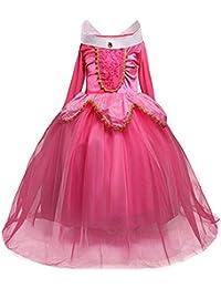 436a10aec Disfraz de Bella para niñas, disfraces de princesa, para Halloween, para  niñas de
