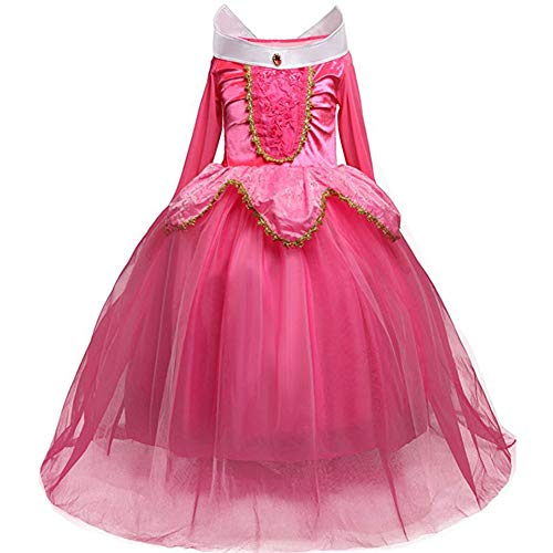 Déguisement, belle Princesse Fille Costumes Princess Dress...
