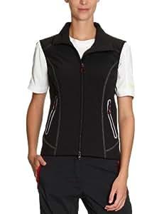 Northland Professional Damen Weste Storm Tech Sella Longsleeve Vest, black, 36, 02-03797