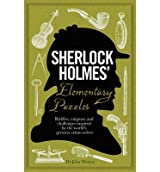 [(Sherlock Holmes' Elementary Puzzles)] [ By (author) Tim Dedopulos ] [December, 2014]