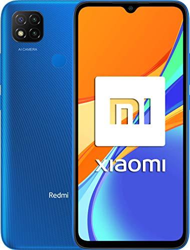 Oferta de Xiaomi Redmi 9C - Smartphone 32Gb, 2Gb Ram, Dual Sim, Twilight Blue