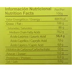 NATURSEED Aceite de Coco, 1000 ml