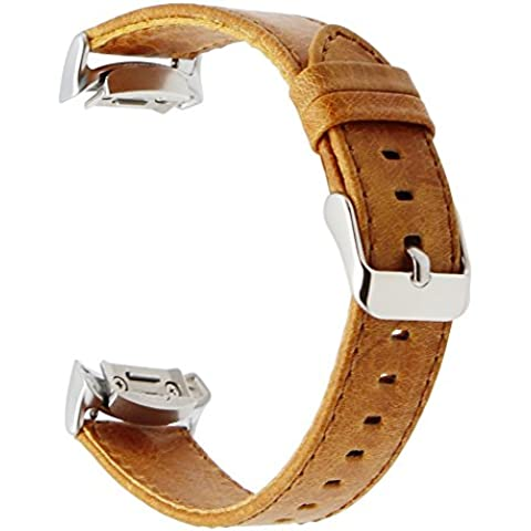 TRUMiRR fascia del cuoio genuino Crazy Horse bracciale cinturino per Samsung Gear S2 SM-R720