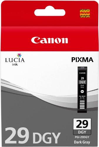 Canon 4870B001 Cartouche d'encre d'origine Gris foncé