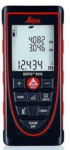 Preisvergleich Produktbild LEICA Entfernungsmessgerät Disto X310 IP65 0,05-120 m