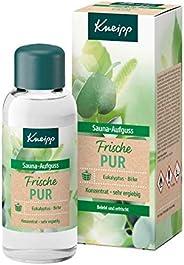 Kneipp Sauna-Aufguss Frische Pur, Eukalyptus & Birke, belebt und erfrischt, 10