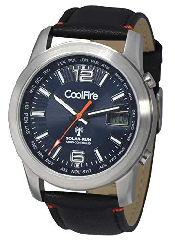 Coolfire - Reloj Solar con Control por Radio 1532 C