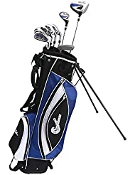 Confidence Power II Herren Hybrid Golfset + Bag