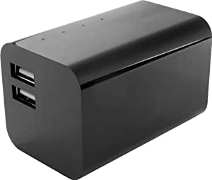 Yell BPS 66 Power Bank for Apple iPhone Series/Other Cell Phones and Digital Devices (Black)