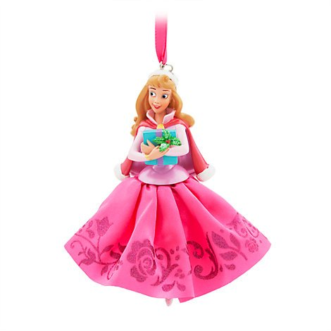Aurora, Sonnenspirale, Sleeping Beauty, Weihnachten Ornament, offizielles Disney