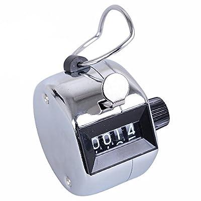 Kompassswc 4-stellige Handzähler mechanische