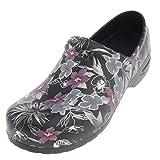 F Fityle Hombres Mujeres Seguridad Zapatos De Trabajo Chef Catering Antideslizante Zuecos Zapatos - EU38