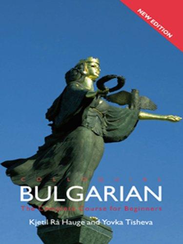 Colloquial Bulgarian (English Edition)