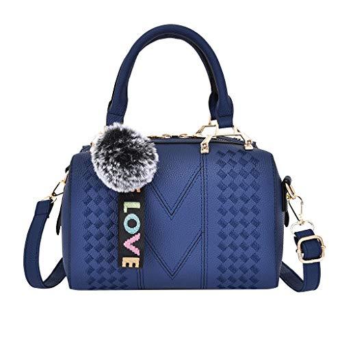 OIKAY Mode Damen Tasche Handtasche Schultertasche Umhängetasche Mode Neue Handtasche Frauen Umhängetasche Schultertasche Strand Elegant Tasche Mädchen 0605@040