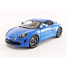 2017 Renault Alpine A110 First Edition Bleu Abysse 1:18 Solido 1801601 Cochesdemetal.es