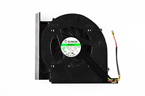 Lüfter für HP 2510P, 451731-001 + Heatsink, CPU Fan, Cooler, New - Hp Heatsink Fan