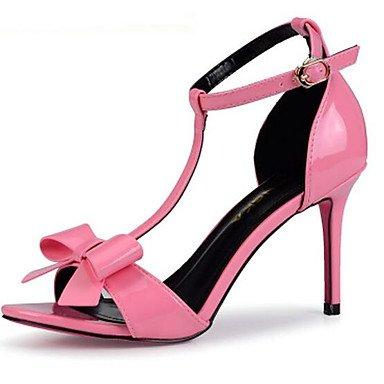 Donna Casual Primavera Sandali White Estate RTRY 3 Comfort CN39 EU39 4In US8 Peach UK6 Ruby 3 3A Pu dnYwqt1t