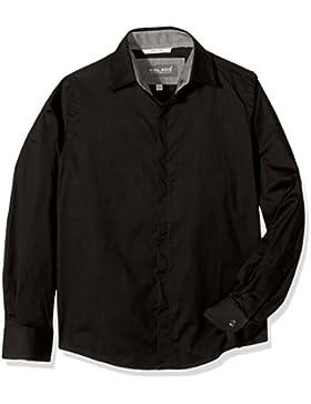 Gol Jungen Hemd mit Eton-Kragen