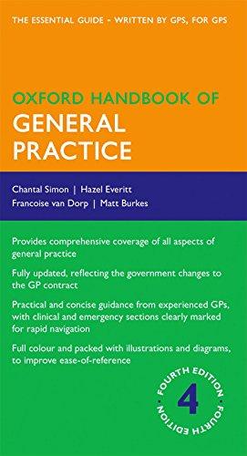 Oxford Handbook of General Practice (Oxford Handbooks) -