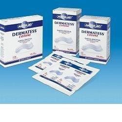 Pietrasanta Pharma Garza Idrofila Dermatess 36x40 cm 12 pezzi